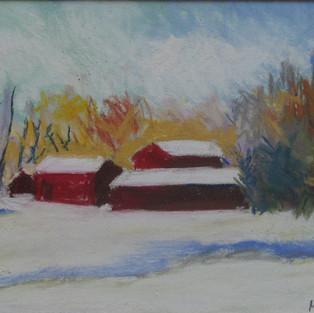 Red Barns November