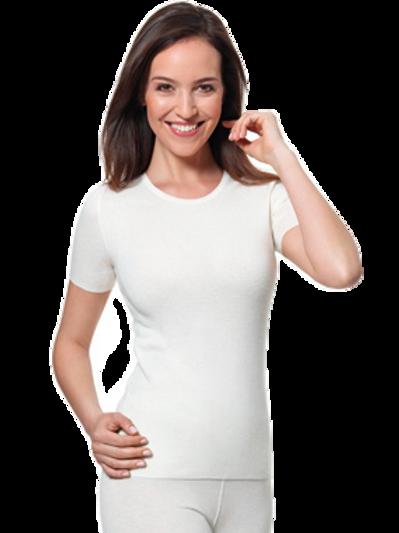 Helix Frottee 1/4 Arm Unterhemd