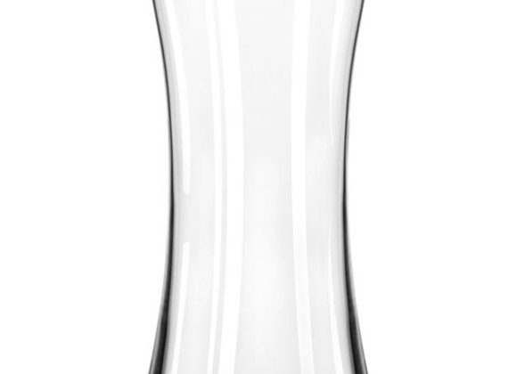 Vase - Clear Curved
