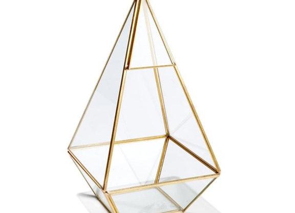 Centrepiece - Prism Terrarium