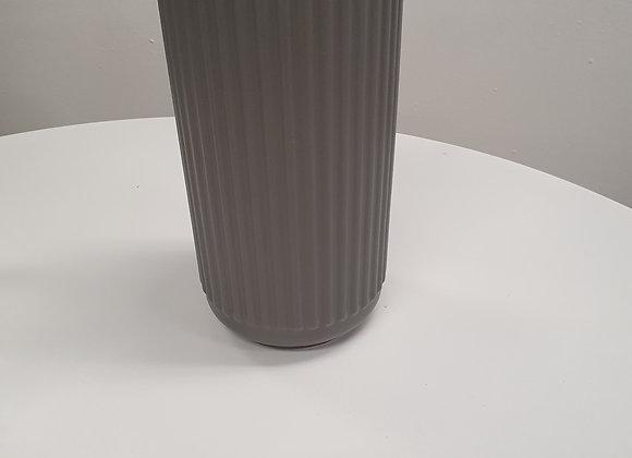 Vase - Grey Pattern