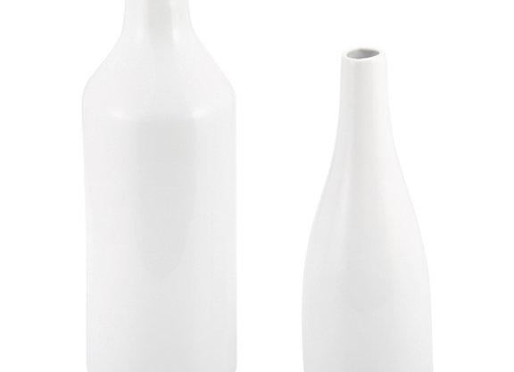 Vase - White single stem