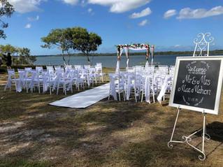 Wedding ceremony Toorbul