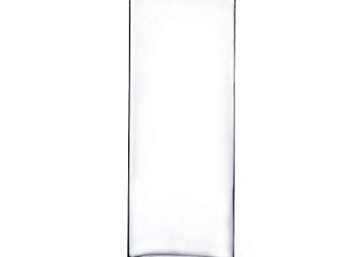 Vase - Clear Cylinder