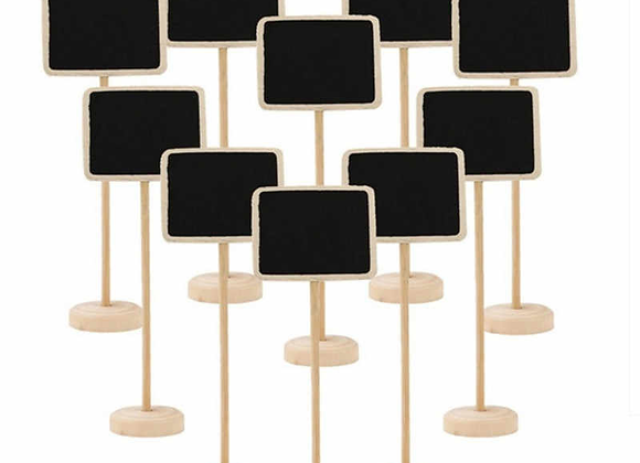 Chalkboard - Tall Table