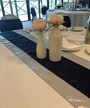 Reception table centrepieces, Walkabout Creek The Gap