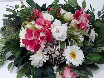 Floral cetrepiece