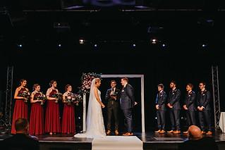 Wedding ceremony Nexus church