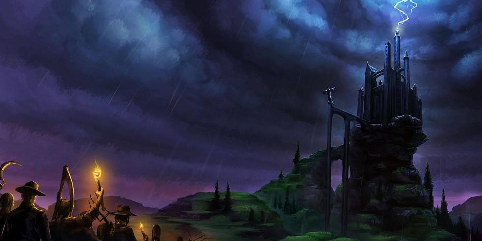 The Curse of Ozul