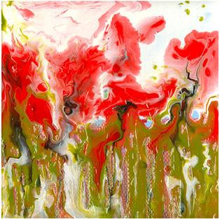 Red-Swirl