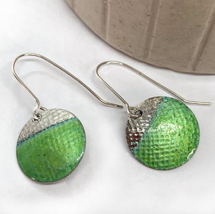 Silver Green - Drops