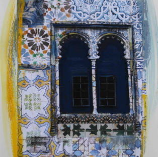 Tiled Wall, Portugal