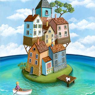 My Own Littel Island