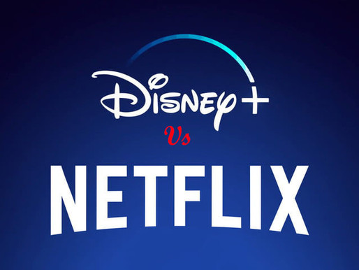 Disney+ VS Netflix - At Launch