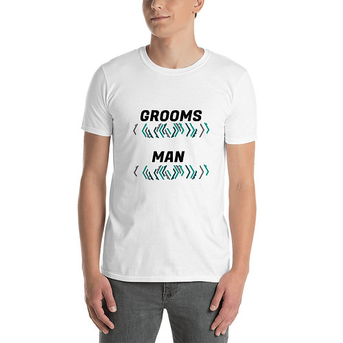 Groomsman Short-Sleeve Unisex T-Shirt