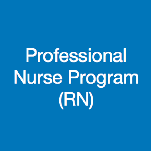 Professional Nurse Program (RN)
