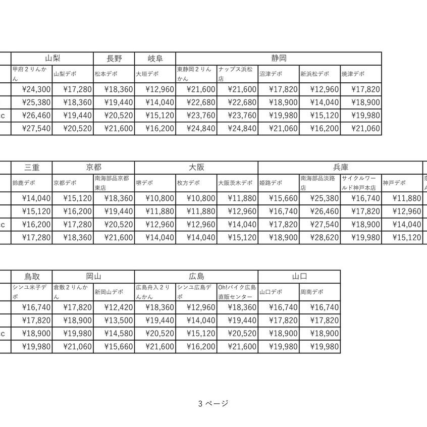 デポ持ち込み輸送料(→小牧)-3