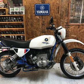 BMW R80GS Basic 入荷