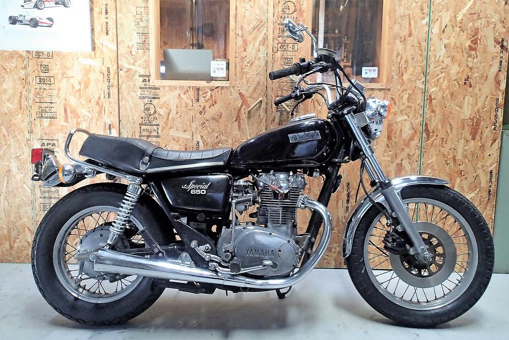 YAMAHAXS650SP'78