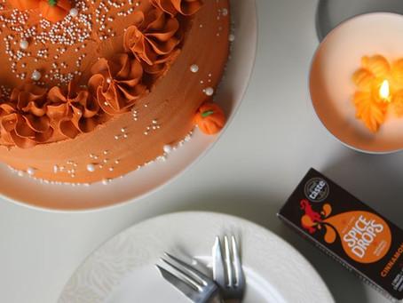 Pumpkin Spice Cake..