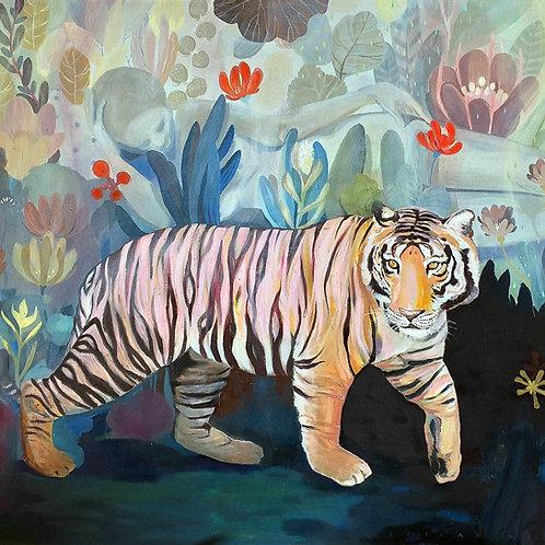 Embellished: Tiger Dreams