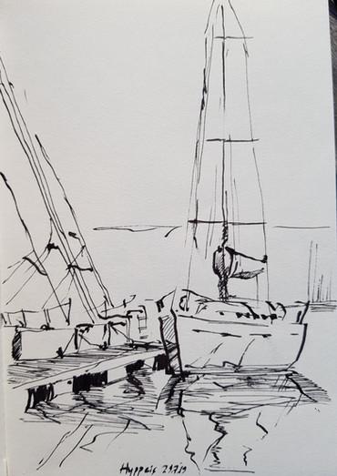 Boats in July
