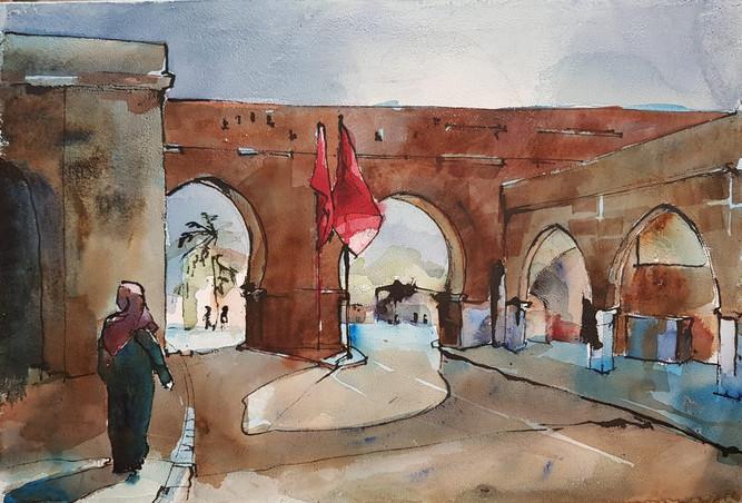 Bab Laalou, Rabat