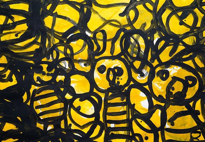 888 (ハチ ハチ ハチ)/888 (bee bee bee),