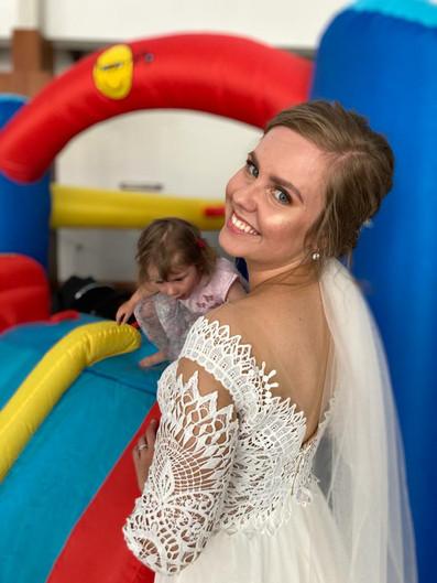 Svatba Čeladná