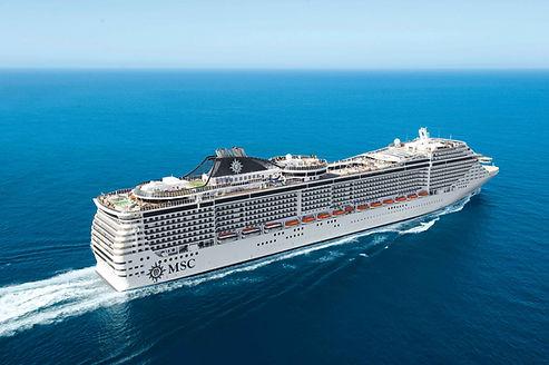 MSC Fantasia Kreuzfahrerei Bordguthaben