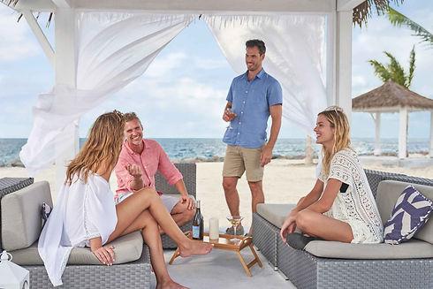 msc ocean cay bahamas cabana karibikkreuzfahrt