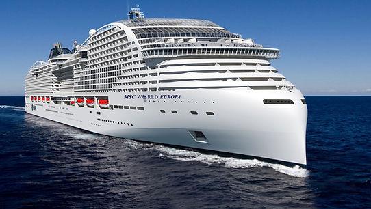 MSC Cruises World Europa Kreuzfahrerei Bordguthaben