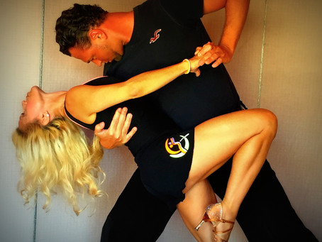 Fridays Salsa Classes with Wine Tasting and Social Dancing in Orange County - OC DANCE STUDIO