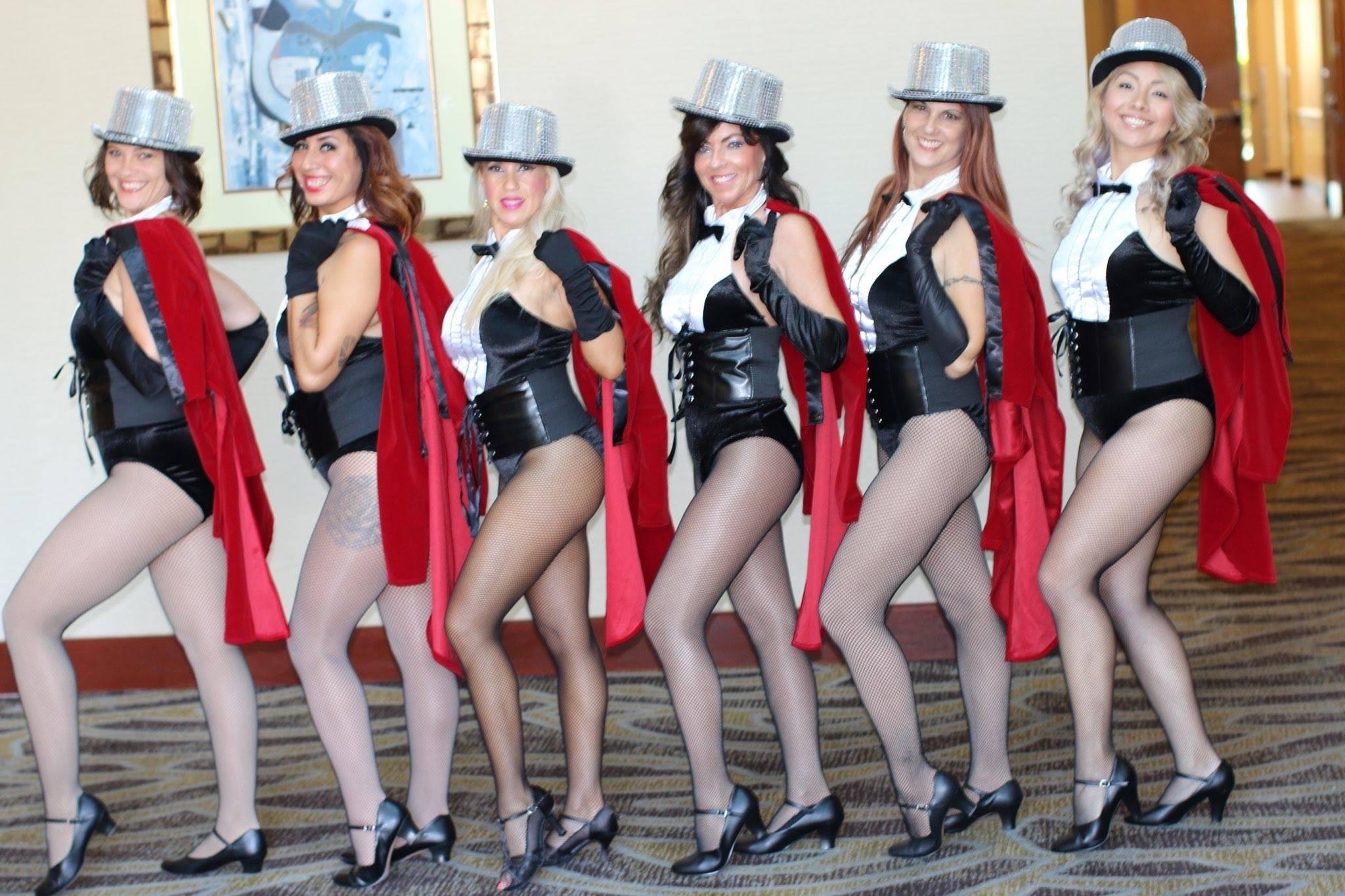 burlesque classes shows orange count