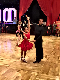 Kids Ballroom Lessons by Yiri