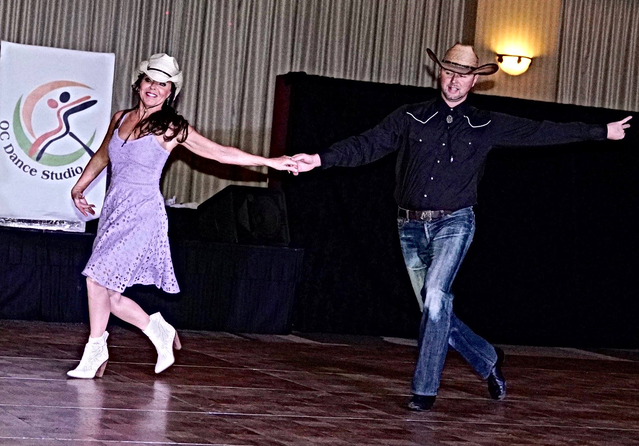 2 Step Country Line Dance Lessons