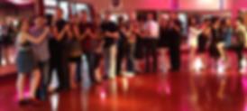 ballroom group class for beginners