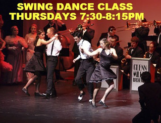 Swing Dance Classes for people living in Orange County, beginners welcome no partners needed!