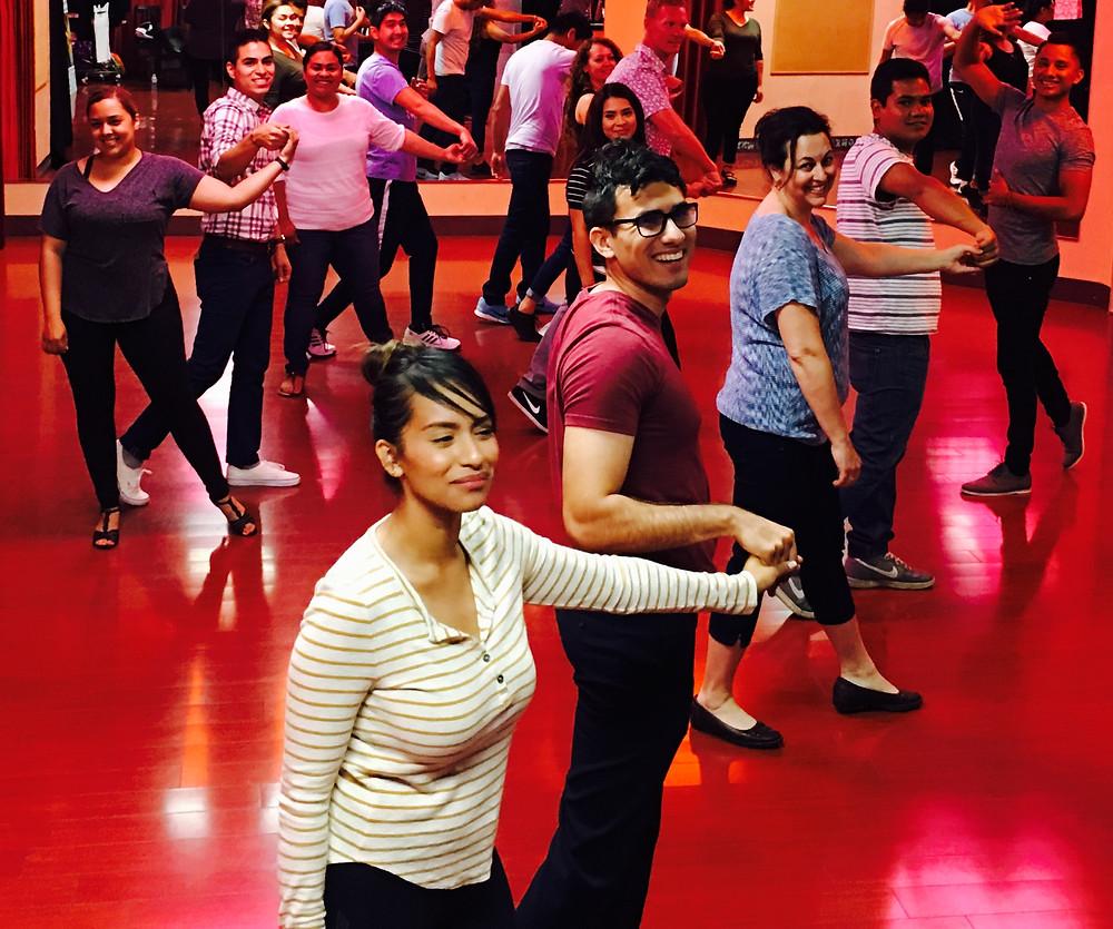 Salsa Bachata Classes Lessons in Orange County