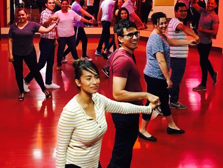 Salsa and Bachata Classes in Orange County