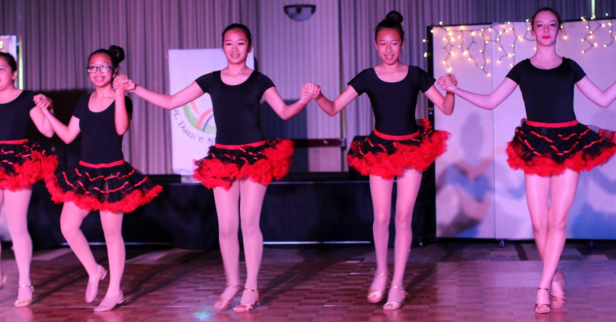 salsa dance lessons classes for kids