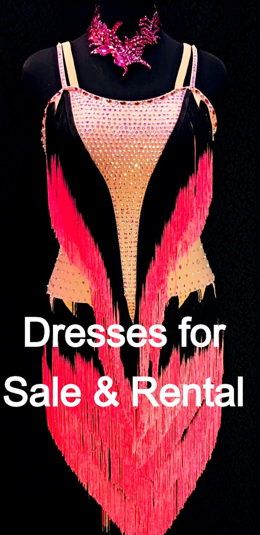 Ballroom - Latin - Salsa Dresses for Sale & Rental