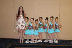 Hip Hop classes for children 6 and u