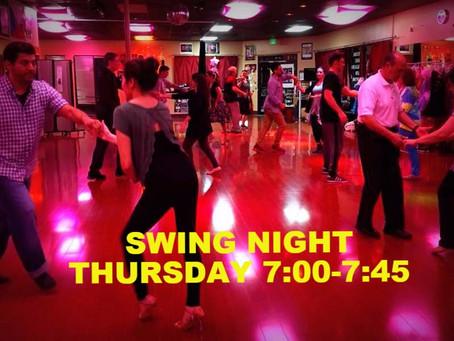 West Coast Swing Dance Classes in Orange County