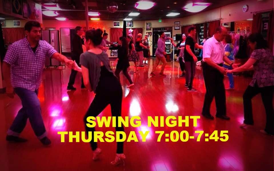 West Coast Swing Classes in Orange County