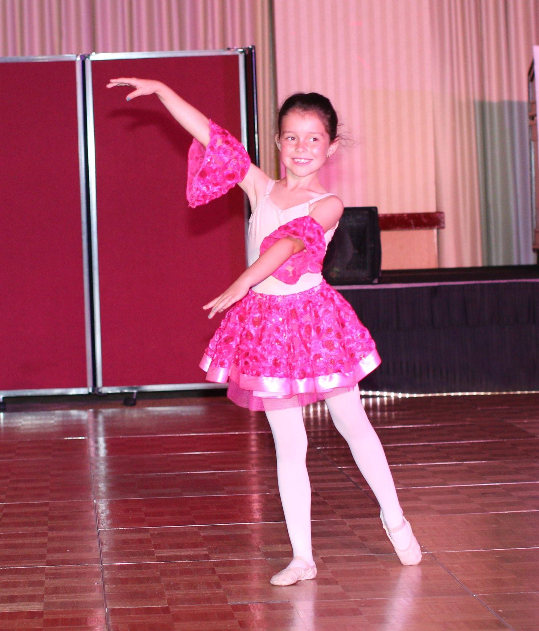 Ballet classes kids ages 3 and up