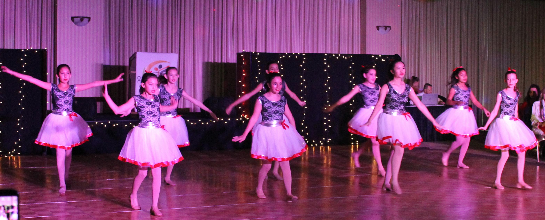Kids Ballet and Jazz dancing