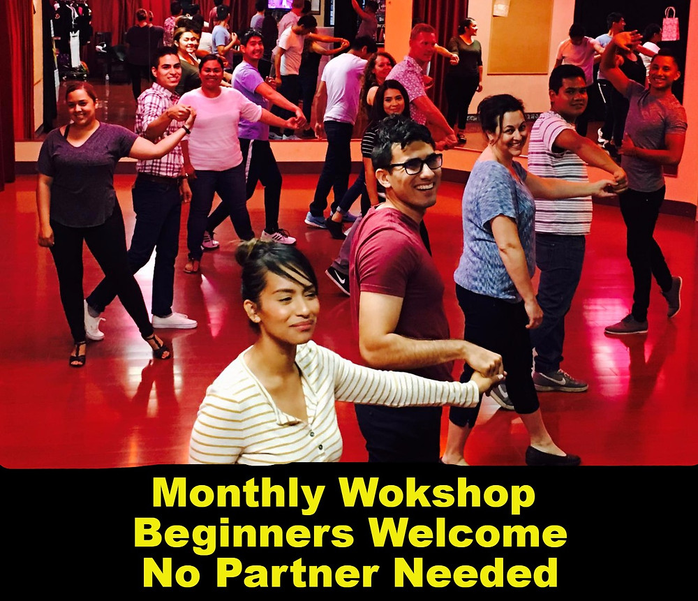 Salsa, Bachata, Cumbia and Merengue classes in Orange County
