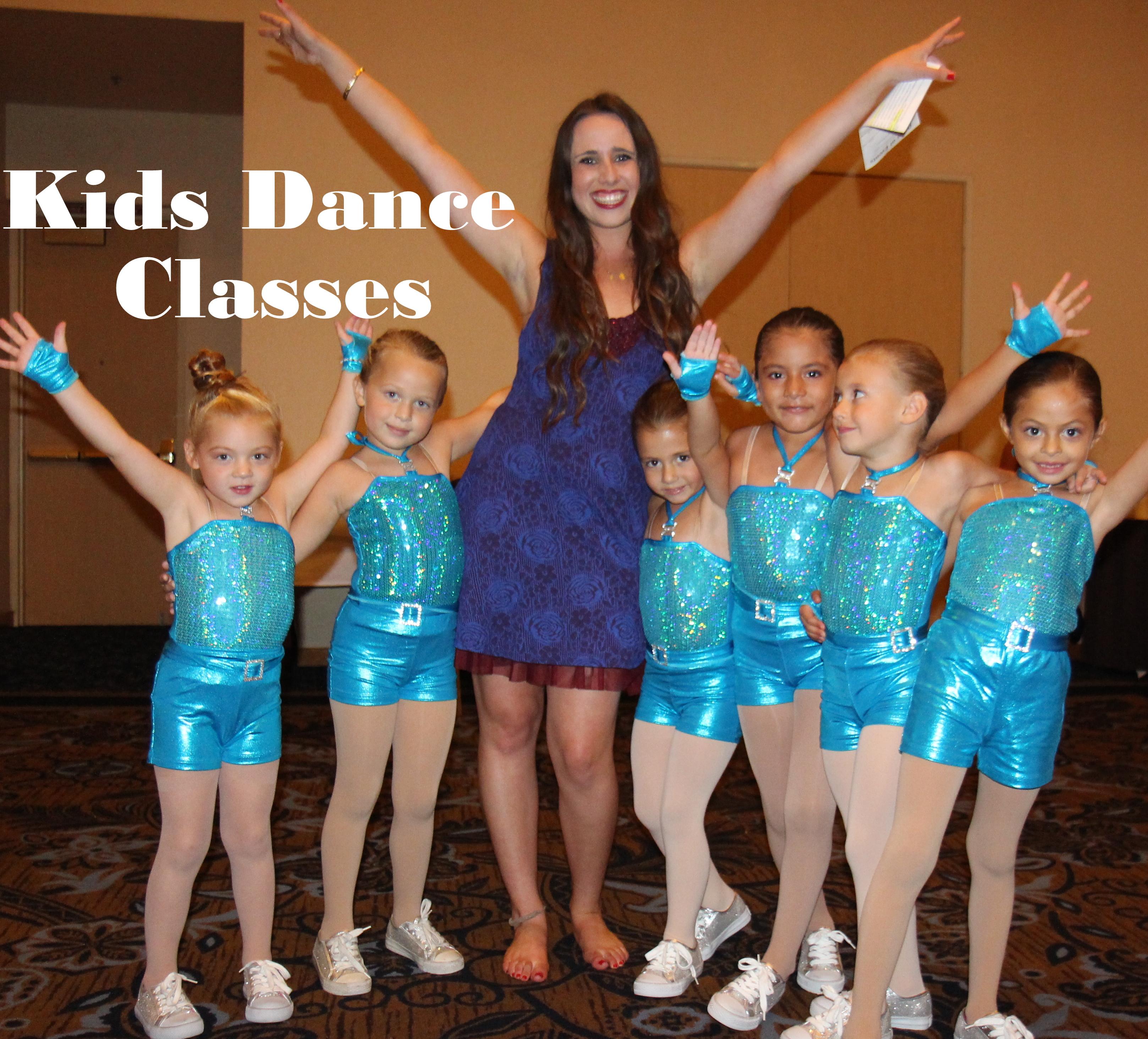 Kids Ballet and Hip Hop