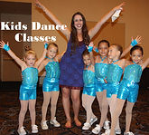 Kids dancing classes